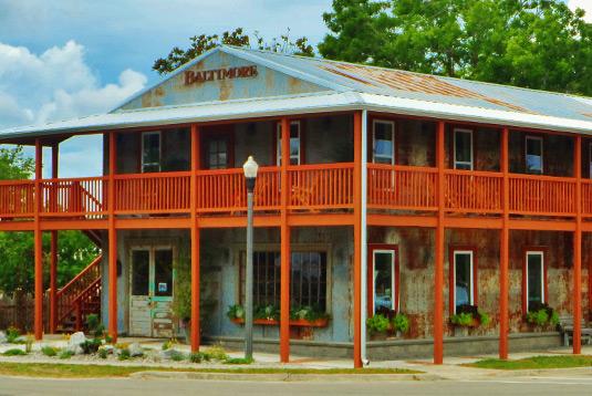 Riverwood Suites Apalachicola Hotel