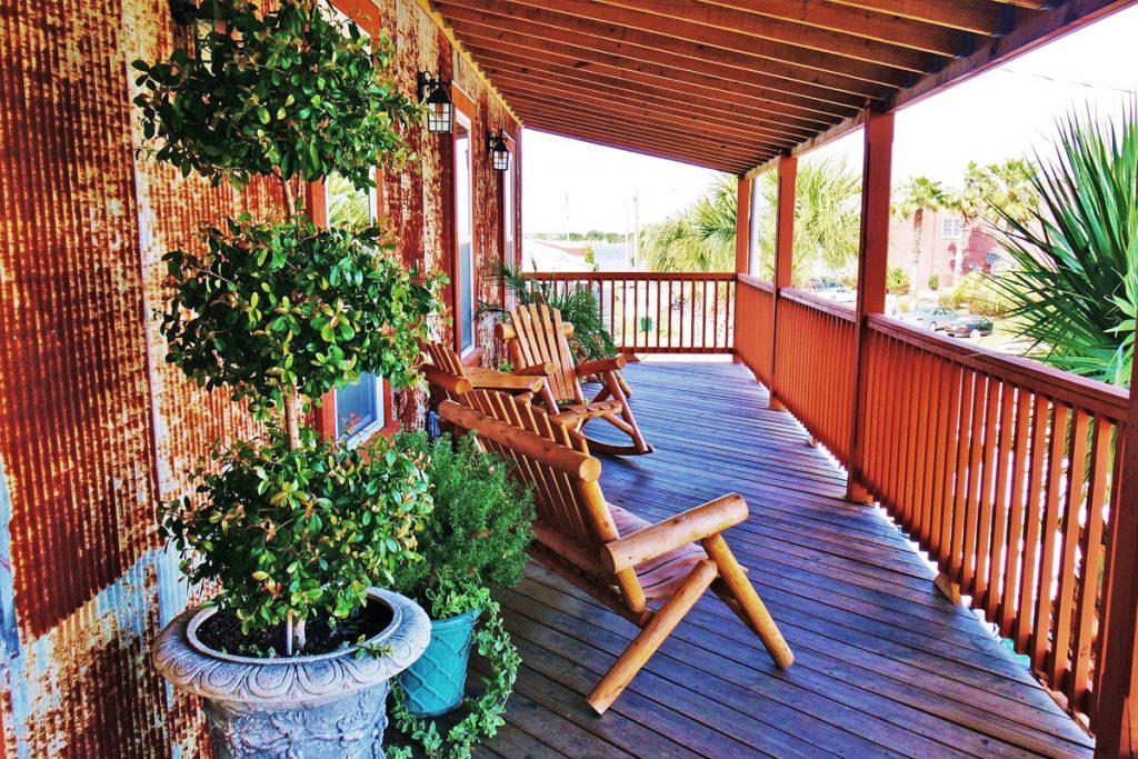Apalachicola Hotel Riverwood Suites River View